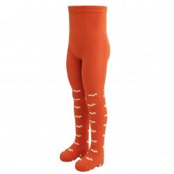 Oranžinės pėdkelnės vaikams Ramunės