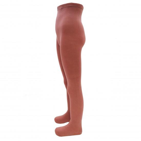 Labai švelnios Extra fine 85% merino vilnos Blankiai rožinės pėdkelnės vaikams