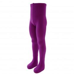 Šiltos 50% Merino vilnos  Violetinės pėdkelnės vaikams