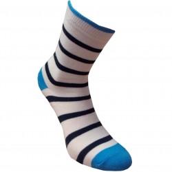 Dryžuotos kojinės Jūreiviškos