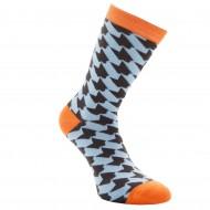 Spalvotos kojinės Strėlytės (Oranžinė)
