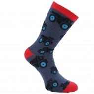 Mėlynos kojinės Sunkvežimis
