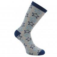Pilkos kojinės Mėlynos žvaigždės