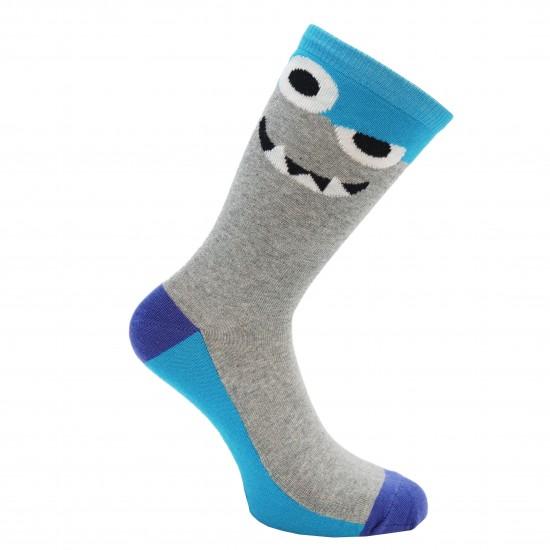 Pilkos šviečiančios tamsoje kojinės Pašėlusios