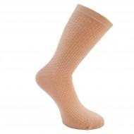 Rožinės kojinės Blizgūs rombai