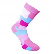 Rožinės kojinės Figūrėlės