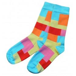 Turkio spalvos kojinės Figūrėlės