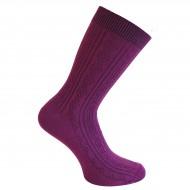 Violetinės kojinės Pynės