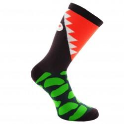 Žalios kojinės Aštriadantis