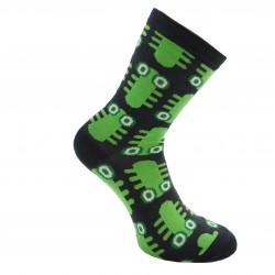 Žalios kojinės Kirminėlis