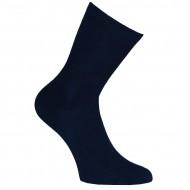 Bambukinės vienspalvės kojinės Tamsiai mėlyna