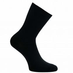 Juodos vienspalvės kojinės