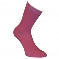 Rožinės vienspalvės kojinės Rozenhold