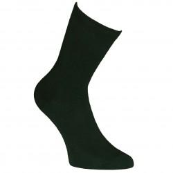 Žalios vienspalvės kojinės Miškas