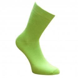 Žalios vienspalvės kojinės Pavasaris