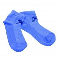 Trumpos sporto ir laisvalaikio kojinės mėlynas Žirgas