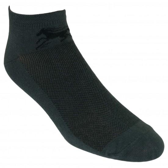 Trumpos sporto ir laisvalaikio kojinės žalsvai pilkas Žirgas