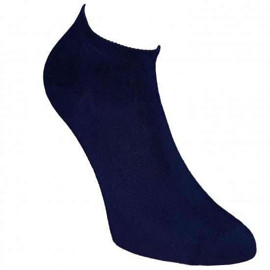 Trumpos sporto ir laisvalaikio kojinės Tamsiai mėlyna