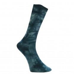 Vyriškos kojinės su rašteliu mėlyna Batika