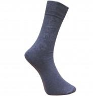 Vyriškos vienspalvės kojinės Džinso spalvos